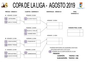 COPA DE LA LIGA 2019