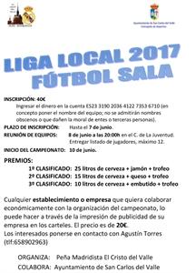 LIGA F. SALA 2017