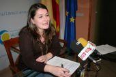 La concejala de Cultura, Cristina Fernández, explicó varias novedades del Festival de Cine