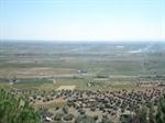 Villarrubia de los Ojos, vistas desde la sierra