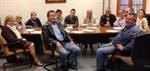 Reunión con los responsables políticos de los municipios