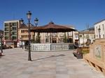 Plaza de la Constitución en Villarrubia de los OJos