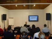Presentacion Proyecto Cooperacion New Tic (New Technologies In Cooperation). (FICODER - Sevilla)