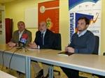 Presentación del programa a cargo del alcalde junto a representantes de ACECE y AEMPOMAN