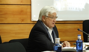 Jesús Ortega, presidente de RECAMDER