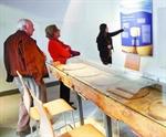 Sala de catas del museo