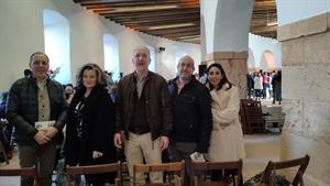 Representantes de Alto Guadiana Mancha en el Congreso de Sigüenza